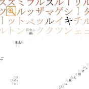 名言等縦書きメッセピクチャアート部分拡大4